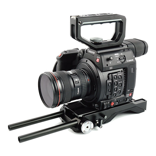 CAME-TV Shoulder Rig For Canon EOS C200 PK01