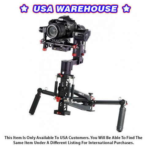 CAME-ARGO 3 Axis Gimbal + CAME-ELASTIX Gimbal Support Kit - USA Warehouse