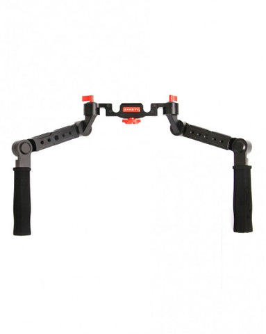 CAME-TV 15mm CNC DSLR Universal Handle Grip UG25