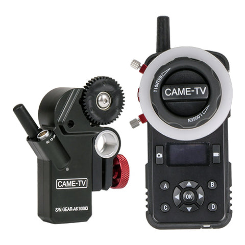 CAME-TV Astral High-torque Wireless Follow Focus with Camera Controller