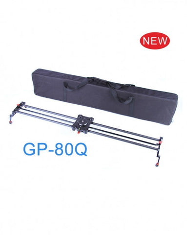 CAME-TV Camera Slider Carbon Fiber 80cm Lightweight GP-80Q