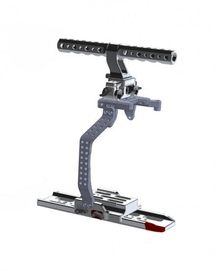 CAME-TV Canon EOS C300 Camera Rig Handle Baseplate