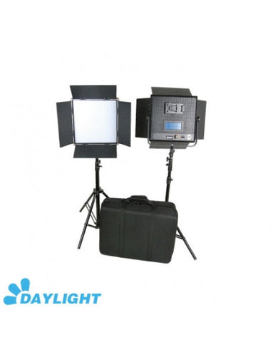 CAME-TV High CRI 2 X 1024 LED Video 5600K Broadcast Panel Light
