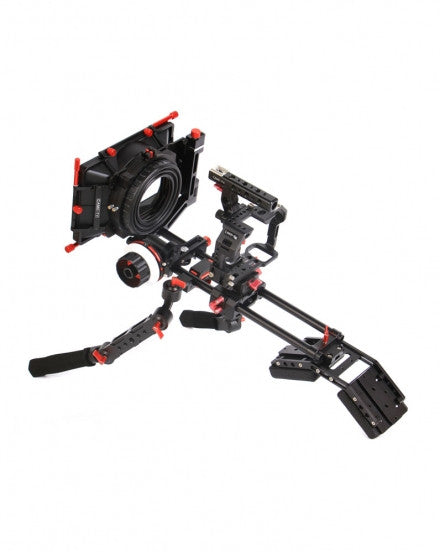 CAME-TV Sony A7S Rigs W/ Hand Grip Mattebox Follow Focus