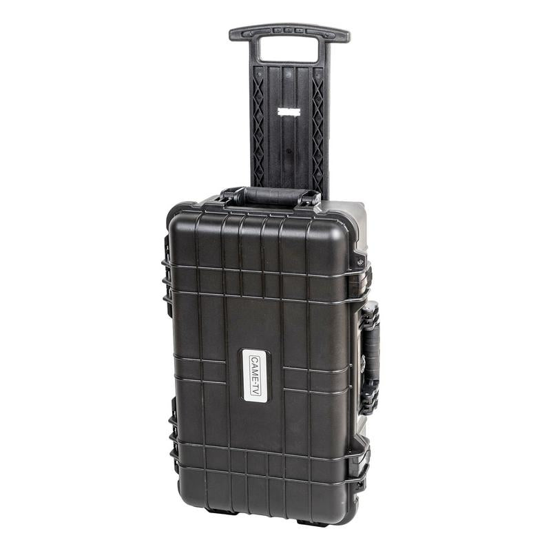 CAME-TV Boltzen Bi-Color Q-55S 3 Travel Kits Available 8700 Lux@1m