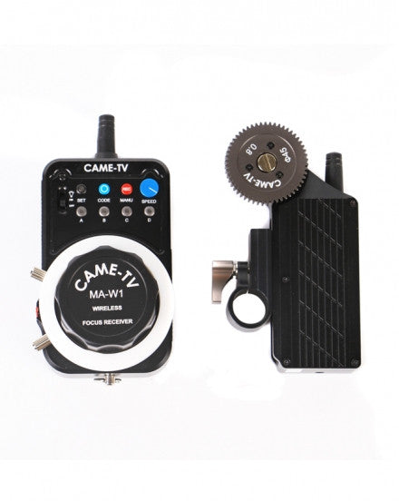 CAME-TV Wireless Follow Focus Controller Motor Inside Receiver