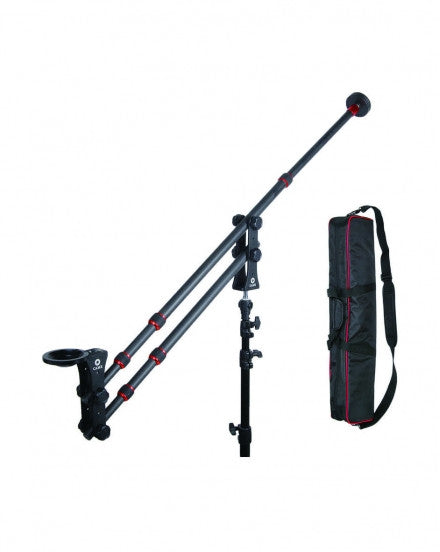 Carbon Fiber Portable Camera Crane Jib Arm Crane Up To 5KG Jibs