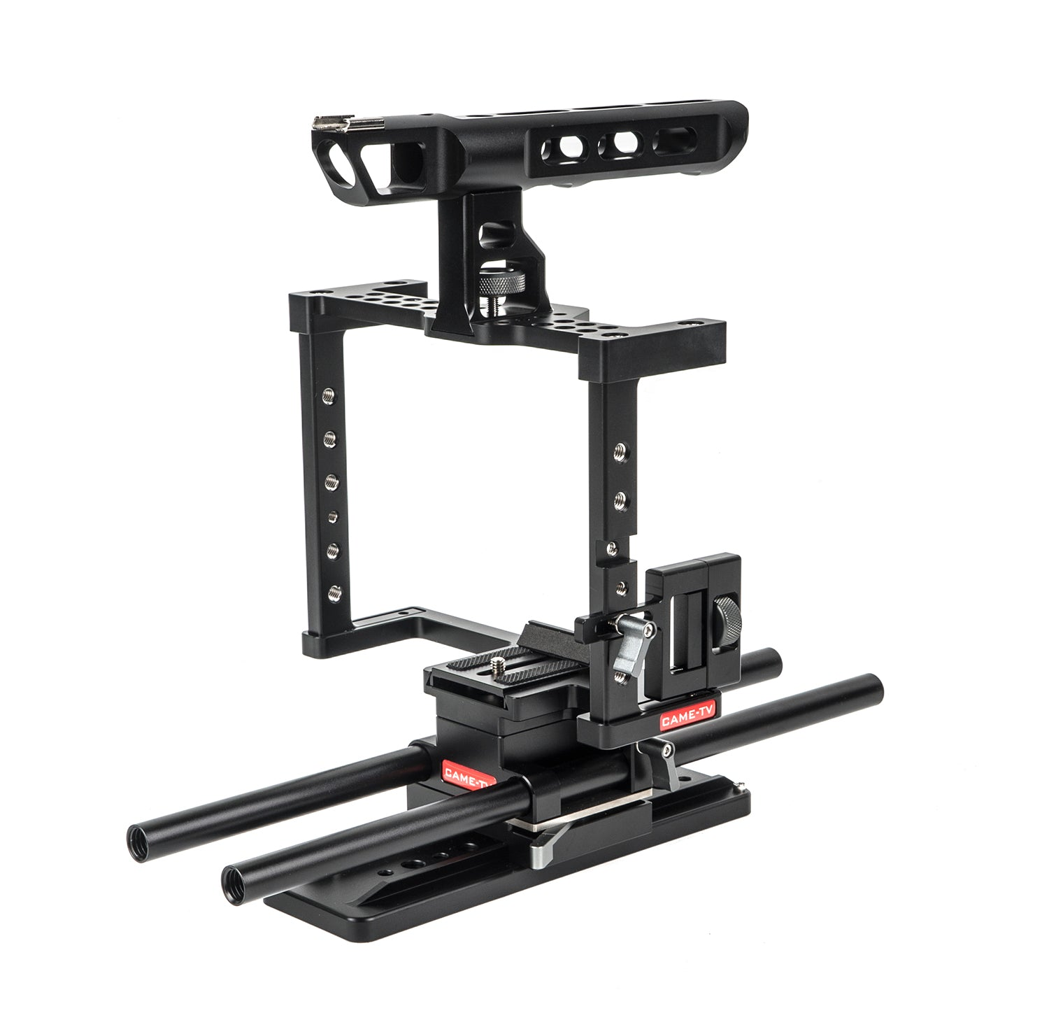 CAME-TV DSLR Cage Rigs For GH4 & SONY A7s & 5D Mark III