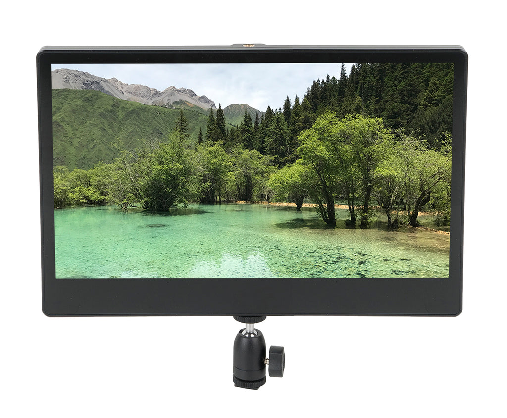 CAME-TV 12.5 Inch 4K Broadcast Monitor SDI HDMI Display Port 3840 x 2160 4K-C13