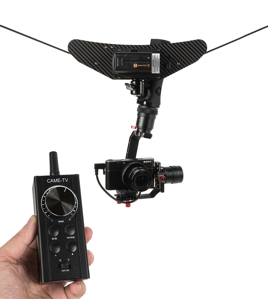 CAME-TV Carbon Fiber CableCam Pro