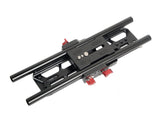 CAME-TV 15mm Baseplate Quick Release Plate Rods System FS7 EVA1 URSA mini etc