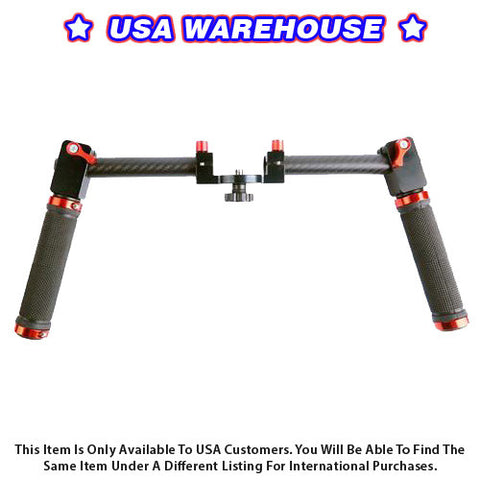 Dual Gimbal Handles for CAME-Single - USA Warehouse