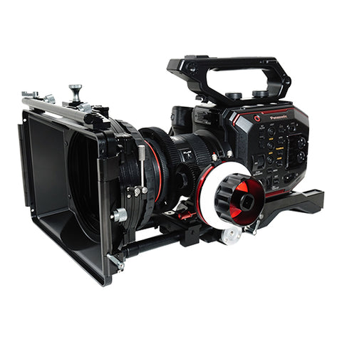 CAME-TV Shoulder Rig For Panasonic EVA1 With Mattebox Follow Focus