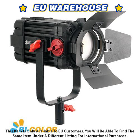 1 Pc CAME-TV Boltzen 100w Fresnel Focusable LED Bi-Color - European Warehouse