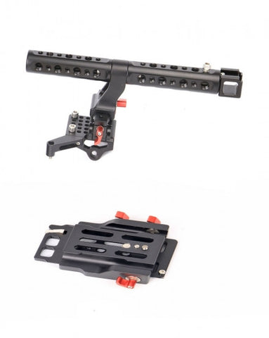 Rig For Canon C100 / C200 / C300II – CAME-TV
