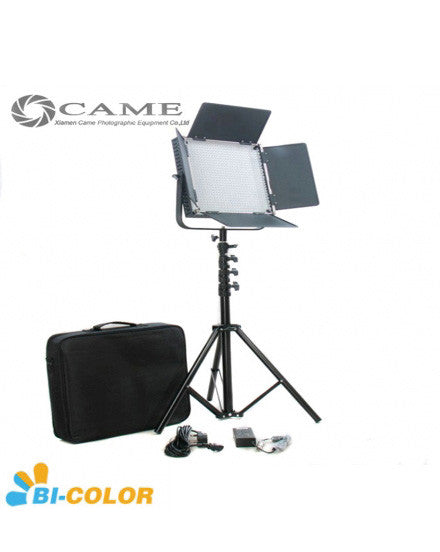 High CRI Bi-Color 900 LED Video Lights Studio Broadcast Light