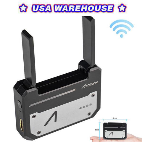 Accsoon CineEye Pocket Sized WiFi HDMI Video Transmitter - USA Warehouse