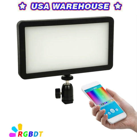 Boltzen Perseus RGBDT 20 Watt Portable LED Light P-20R - USA Warehouse