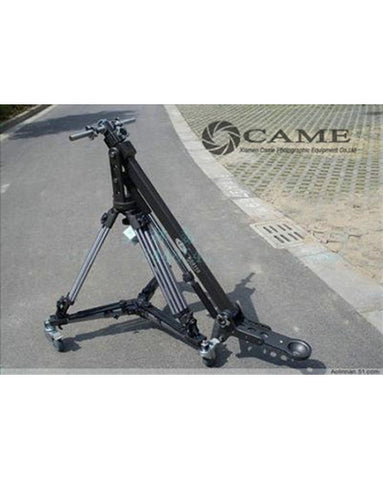 Kit Load 55lbs Camera Crane Big Machine Jibs + Tripod+Dolly