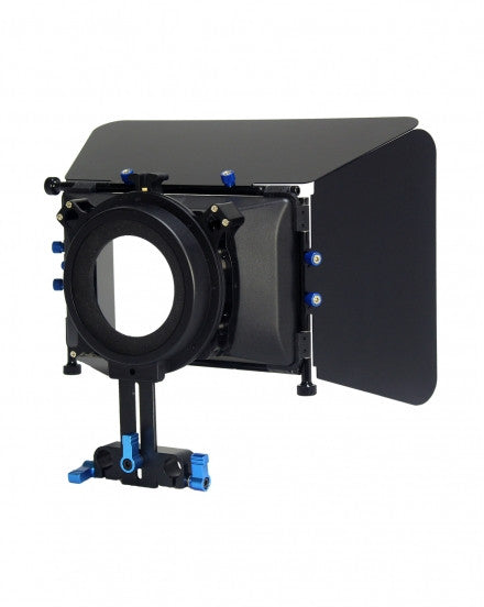 LM3 DSLR Mattebox 15mm Rod Adapter With Flag