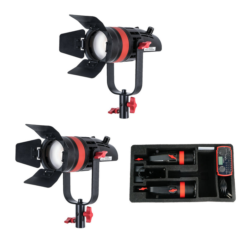 CAME-TV Boltzen Daylight Q-55W MKII 3 Travel Kits Available 21000 Lux@1m