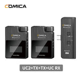Comica BoomX-D UC2 Wireless Microphone