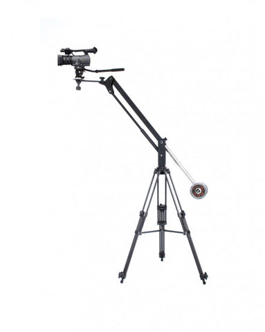Mini Video Camera Crane Jibs Boom With Pan Head And Tripod