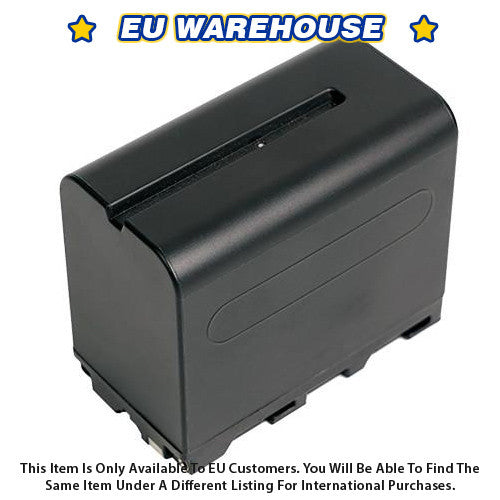 CAME-TV NP-F960 Battery - European Warehouse