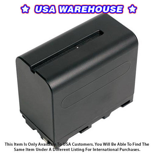 CAME-TV NP-F960 Battery - USA Warehouse