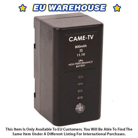 CAME-Optimus Gimbal Battery - European Warehouse