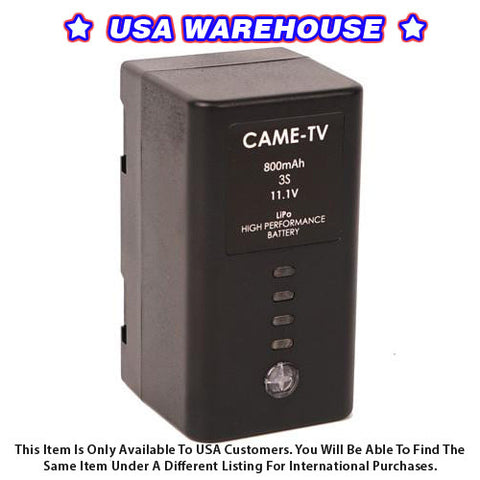 CAME-Optimus Gimbal Battery - USA Warehouse