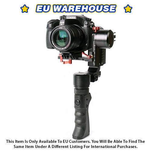 CAME-OPTIMUS 3 Axis Gimbal Camera 32bit boards with Encoders - European Warehouse