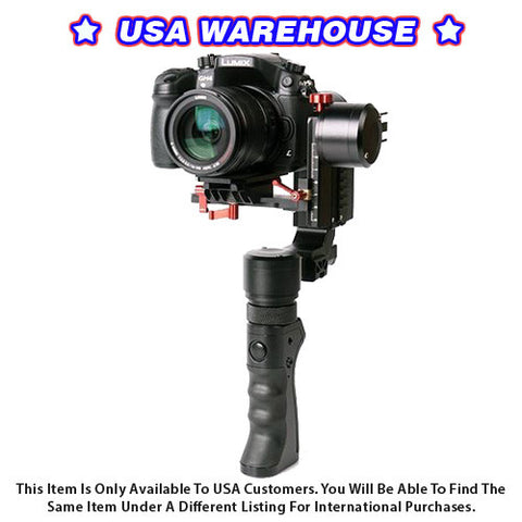 CAME-OPTIMUS 3 Axis Gimbal Camera 32bit boards with Encoders - USA Warehouse