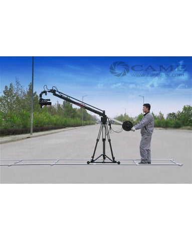 Pan Tilt Head Load 5kilo Camera Jib Arm Crane Boom Crane Kit