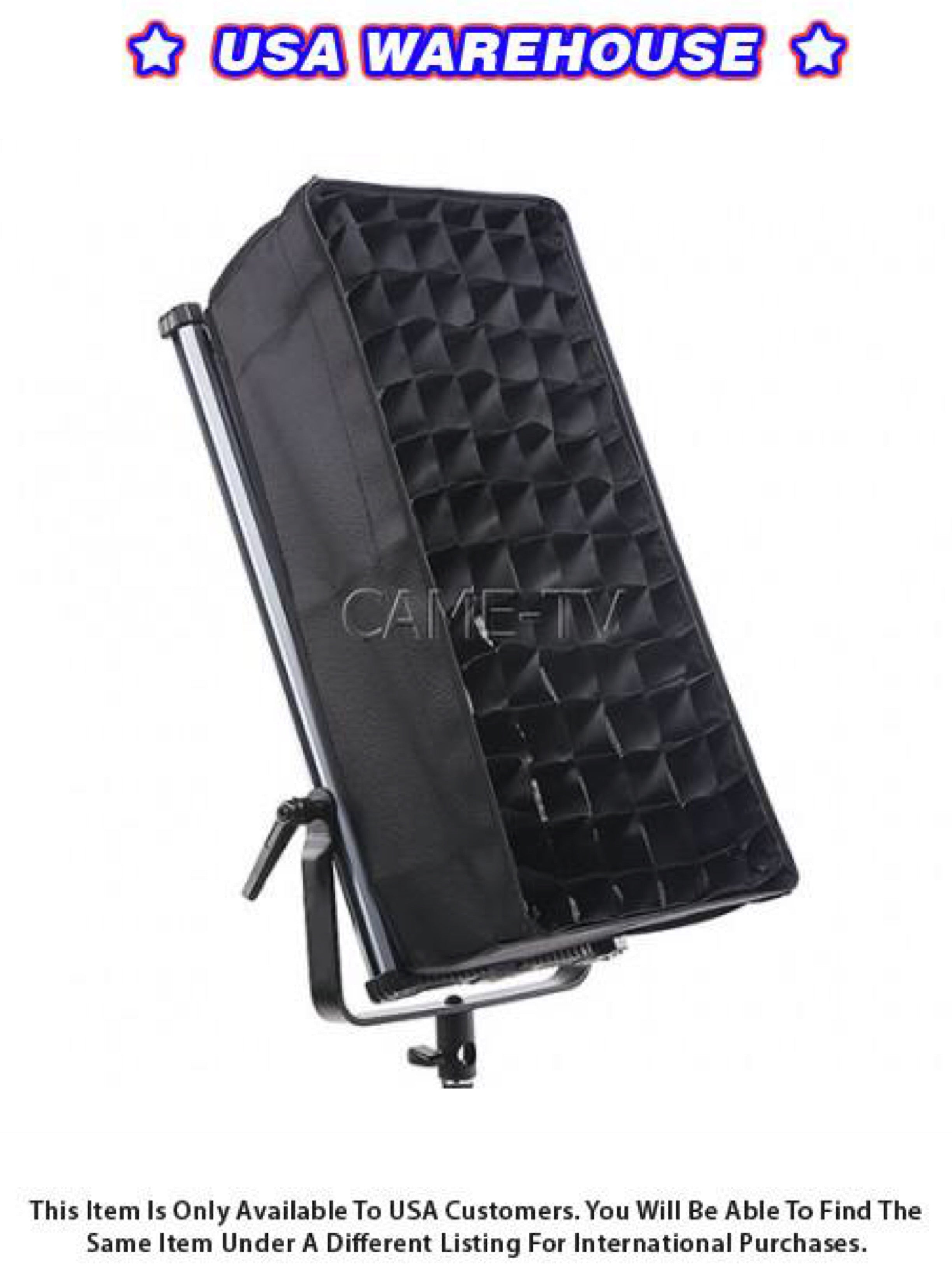 Softbox For 1092 LED Panels - USA Warehouse