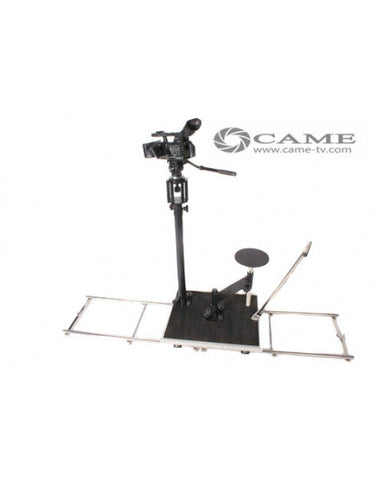 Portable Tracking Dolly Video Slider Moving Car For Video