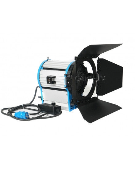 Pro 2000W Fresnel Tungsten Light + Dimmer Built-In Light