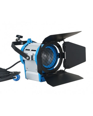 Pro 650W Fresnel Tungsten Light + Dimmer Built-In Lights