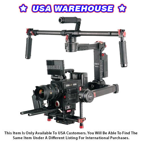 CAME-PRODIGY 3 Axis Gimbal Camera 32bit Boards With Encoders - USA Warehouse