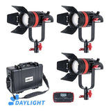 CAME-TV Q-55W Boltzen 55w MARK II High Output Fresnel Focusable LED Daylight