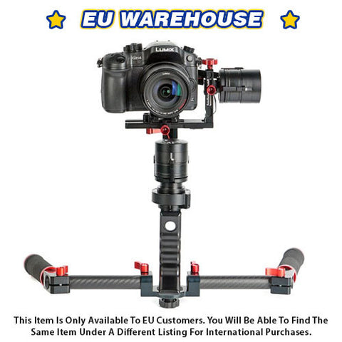 CAME-Single 3 Axis Gimbal Camera 32bit boards with Encoders and Handles - European Warehouse