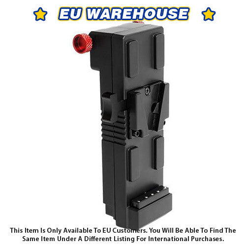 V-Mount Battery Adapter Suitable For Our CAME Prodigy And CAME Argo - European Warehouse