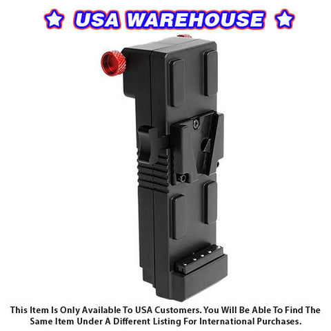 V-Mount Battery Adapter Suitable For Our CAME Prodigy And CAME Argo - USA Warehouse