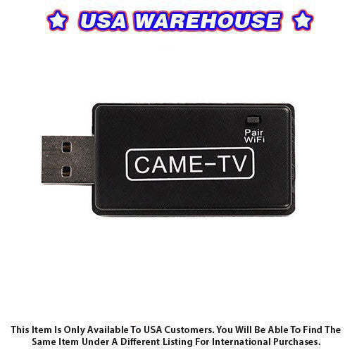 CAME-TV Boltzen WiFi Controller - USA Warehouse