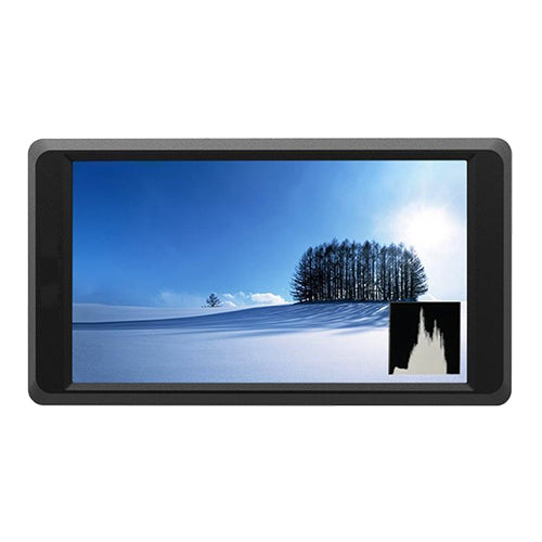 "CAME-MT05 5.5"" 4K On-camera Monitor with HDMI Input/ Output IPS  Full HD 1920x1080"