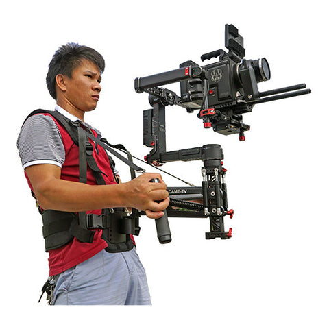 CAME-PRODIGY 3 Axis Gimbal + CAME-ELASTIX Gimbal Support Kit