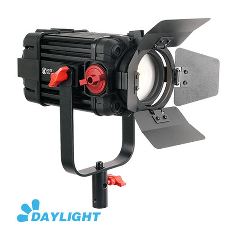 1 Pc CAME-TV Boltzen 100w Fresnel Focusable LED Daylight