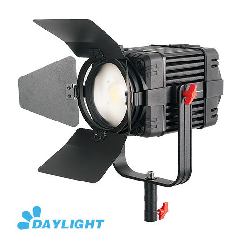 CAME-TV Boltzen 100w Travel Kits Fresnel Fanless Focusable LED Daylight 29700 Lux@1m