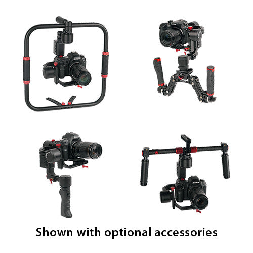 CAME-TV PROPHET 4 In 1 Gimbal Payload 6.6 Lbs With Detachable Head