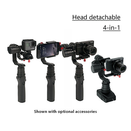 CAME-TV SPRY 4 In 1 Gimbal With Detachable Head